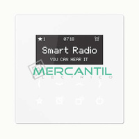 Smart Radio con Display LS990 JUNG