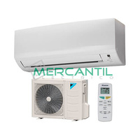 Split de Pared Inverter 5,4 kW Serie C DAIKIN