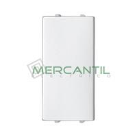 Tapa Ciega 1 Modulo Zenit NIESSEN - Color Blanco