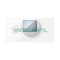 Tapa para Detector de Presencia SIMON 100 - Color Blanco mate
