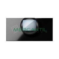 Tapa para Detector de Presencia SIMON 100 - Color Negro mate