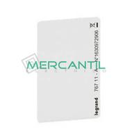 Tarjeta Badge para Interruptor Tarjeta RFID Living Light/Axolute LEGRAND