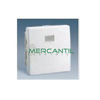 Tecla con Luminoso Incorporado Especial para Mecanismos con Visor Serie 82 SIMON Ref: 82013-30