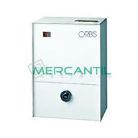 Temporizador Mecanico Accionado por Monedas/Fichas ORBIS - Caja incorporada
