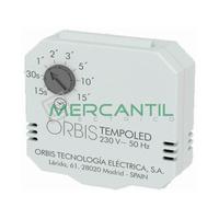 Temporizador Oculto en Caja de Mecanismo para Lamparas LED TEMPOLED ORBIS