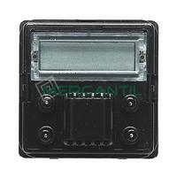 Termostato Digital con Memoria No Volatil 2 Modulos Zenit NIESSEN