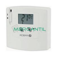 Termostato Digital con Pantalla LCD para Calefaccion/Aire Acondicionado KT3 KOBAN
