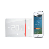 Termostato Inteligente Wifi Smarther BTICINO