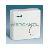 Termostato para Calefaccion 250V SIMON 75