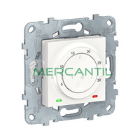 Termostato para Calefaccion 8A 2 Modulos New Unica SCHNEIDER ELECTRIC