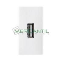 Toma USB 2.0 Tipo A Hembra-Hembra 1 Modulo Zenit NIESSEN - Color Blanco