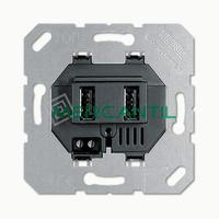 Toma USB para Carga/Alimentacion de Aparatos Moviles LS990 JUNG