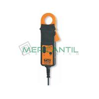 Transductor de Corriente 10-100A CC Sin Alimentacion HT INSTRUMENTS