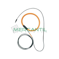 Transductor de Corriente Flexible de Gran Diametro hasta 3000A CA HTFLEX35 HT INSTRUMENTS