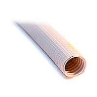 Tubo corrugado doble capa forroplast M40 gris - 25 metros