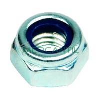 Tuercas Metalicas con Recubrimiento de Nylon BIZLINE
