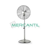 Ventilador Metalico de Pie 55W 3 Velocidades GSC