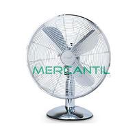Ventilador Metalico de Sobremesa 55W 3 Velocidades GSC