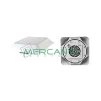Ventilador de Tejado 600m3 364x364x190 IP54 RETELEC