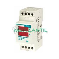 Voltimetro+Amperimetro DIN Conexion Indirecta 600V METRA M-V+A ORBIS