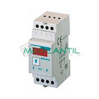 Voltimetro/Amperimetro DIN Conexion Indirecta 600V METRA M-V/A ORBIS